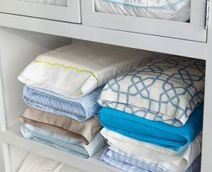 Folded-Bedding