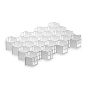honeycomb drawer